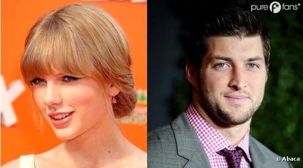 Taylor Swift en couple avec Tim Tebow ?
