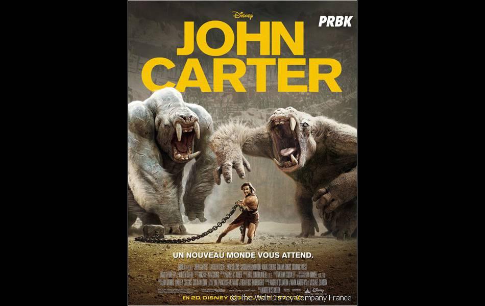 Une autre affiche de John Carter