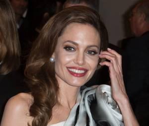 Angelina Jolie, elle jouera le rôle de Maléfique dans l'adaptation de La Belle au Bois Dormant