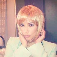 Kim Kardashian : blonde ou en léopard ? Faites votre choix! (PHOTOS)