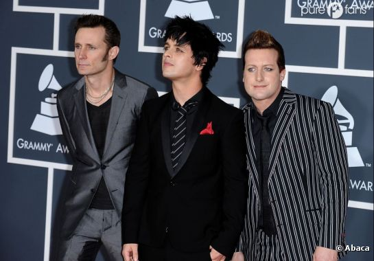 Green Day sera au festival Rock en Seine 2012 !