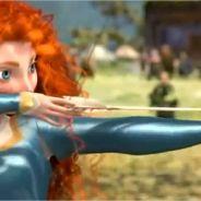 Rebelle : Merida et son arc mettent dans le mille ! (VIDEO)