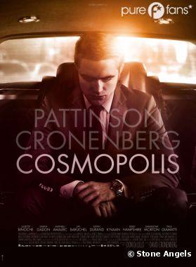 L'affiche de Cosmopolis