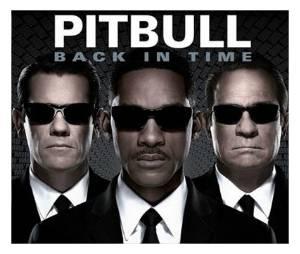 Back In Time, de Pitbull, est la bande-son de Men In Black 3 ! La classe !