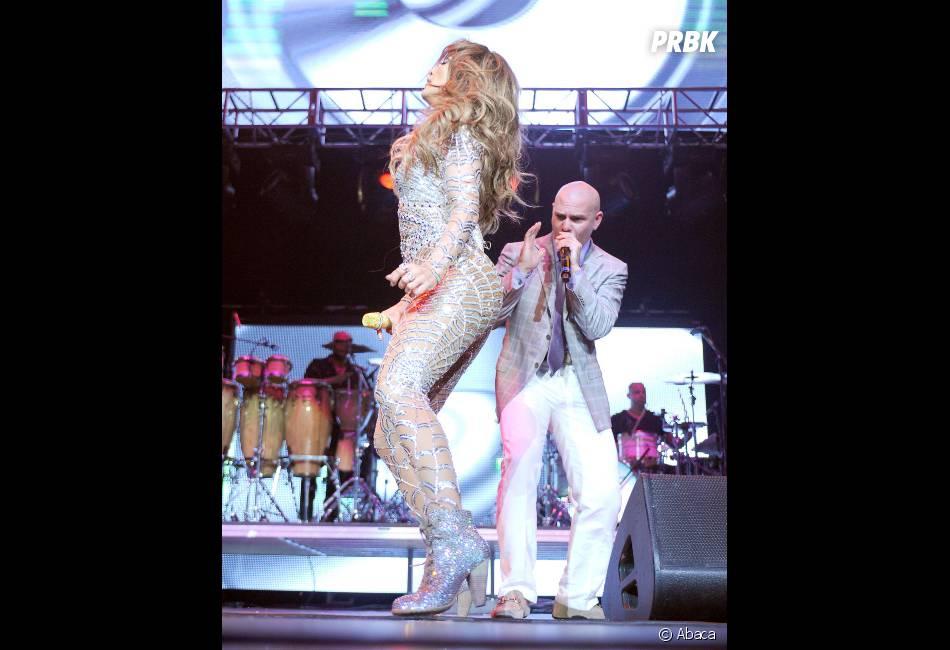 Pitbull et Jennifer Lopez donnent une suite à On The Floor