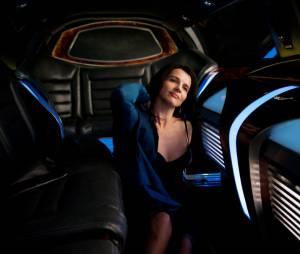 Juliette Binoche dans Cosmopolis