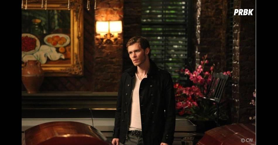Klaus en mode vénère dans la saison 3