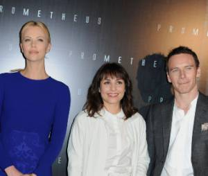 L'équipe de Prometheus à Paris !