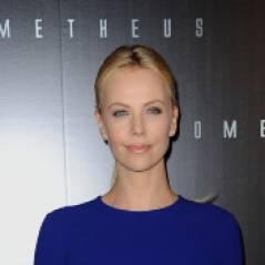 """Prometheus : Charlize Theron et Michael Fassbender, atterrissage """"catastrochic"""" à Paris ! (PHOTOS)"""