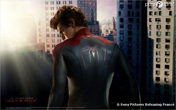 The Amazing Spider-Man se dévoile avec une nouvelle bande annonce !