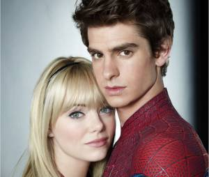 Peter Parker et Gwen Stacy in love!