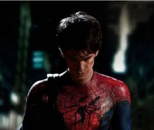 Andrew Garfield en mauvaise posture dans le prochain Spider-Man?
