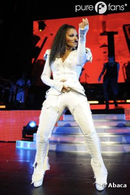 Janet Jackson au top de sa forme