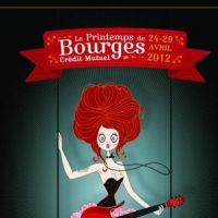 Printemps de Bourges : c'est parti pour une édition 2012 explosive !