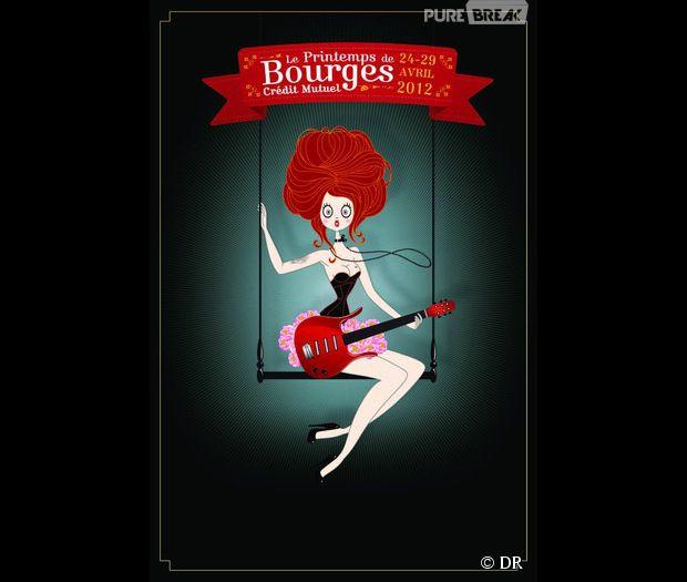 Le Printemps de Bourges 2012 fait fort avec un programme varié et original !