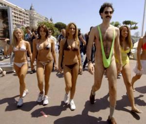 Borat amême fait le show sur la Croisette !