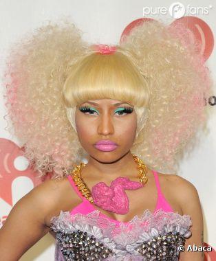Nicki Minaj la Reine des tenues délirantes
