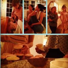Selena Gomez et Taylor Swift : les deux BFF se marrent en cuisine ! (PHOTO)