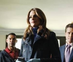 Beckett au centre du dernier épisode de la saison 4 de Castle