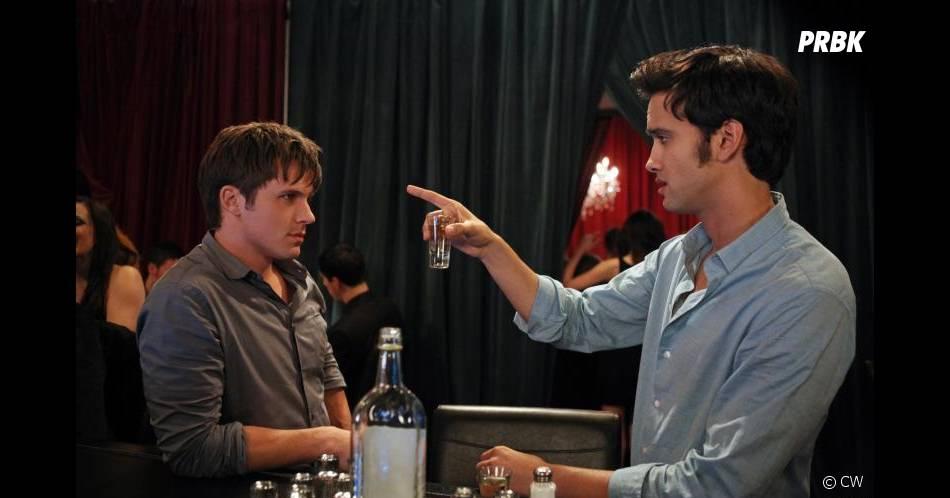 Ca va chauffer entre Liam et Navid