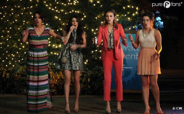 Fête, surprises et débauche dans 90210 !