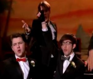 Glee reprend les One Direction !