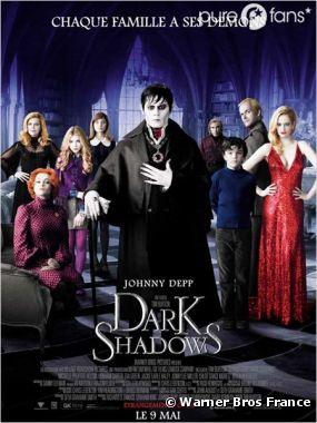 Dark Shadows, nouvelle folie de Tim Burton