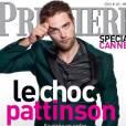 Robert Pattinson en couv' du magazine Première