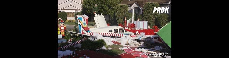 Un accident d'avion à Wisteria Lane, c'est possible !