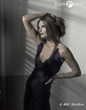 Stana Katic, fan du couple Rick/Kate