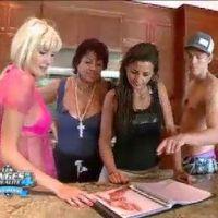 Les Anges de la télé réalité 4 : Marie ressort ses seins pour s'incruster à LA avec Geoffrey