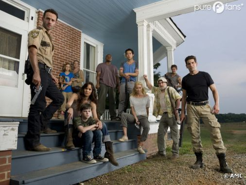 La saison 3 de Walking Dead sera impresionnante