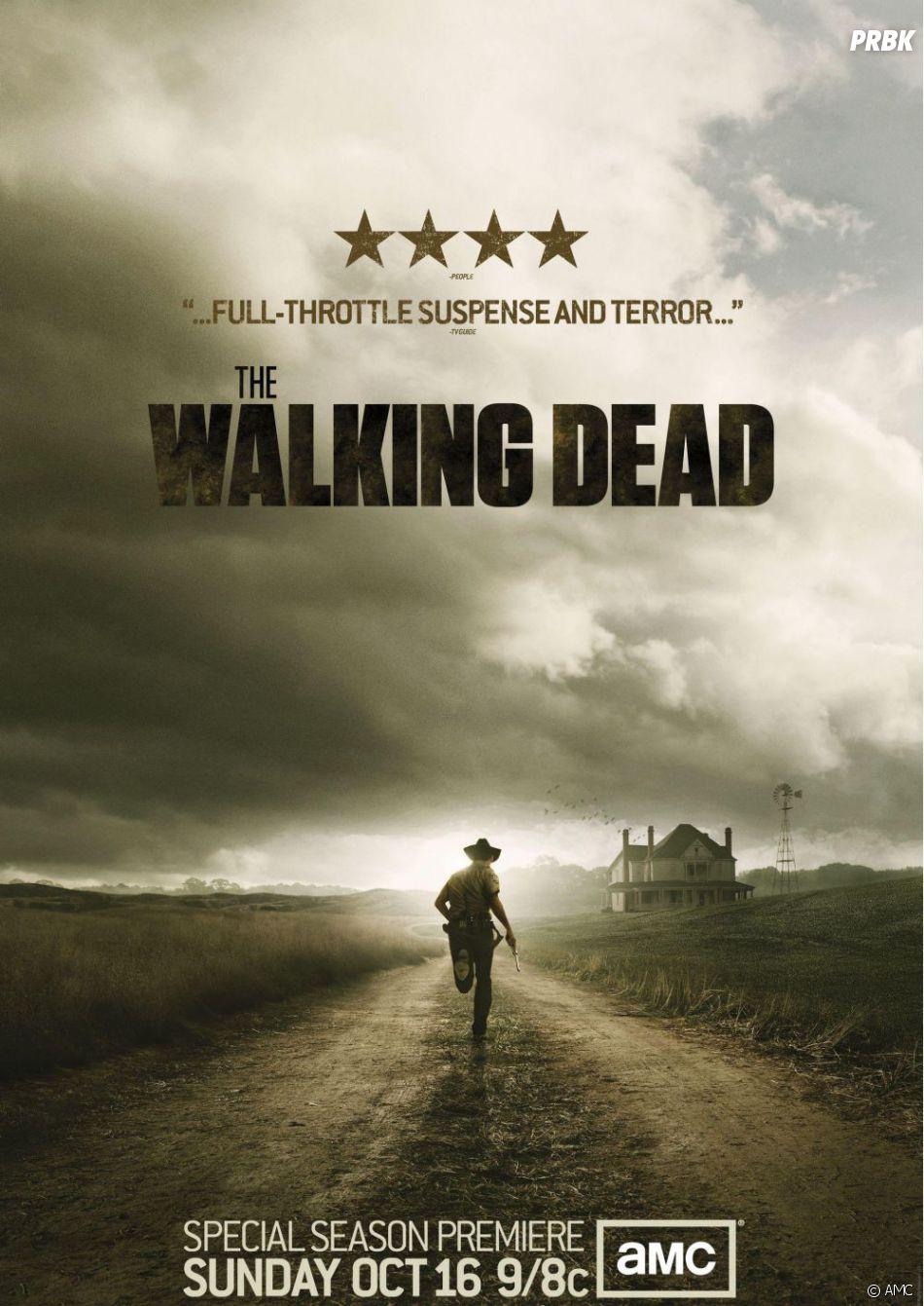 Walking Dead saison 3 arrive à l'automne 2012 sur AMC