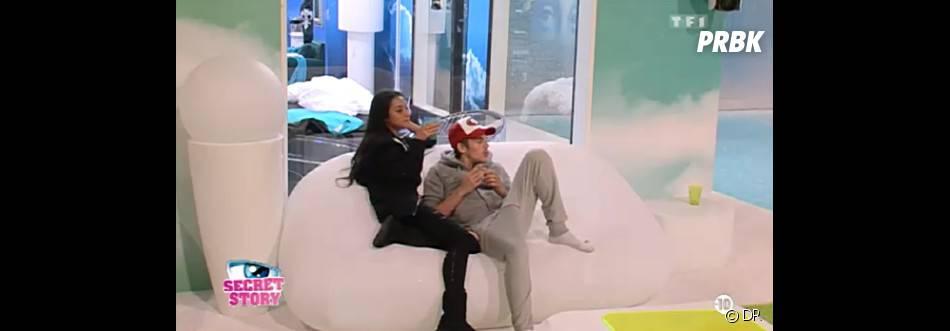Heureusement pour lui, Yoann a rapidement trouvé du réconfort dans les bras d'Isabella...