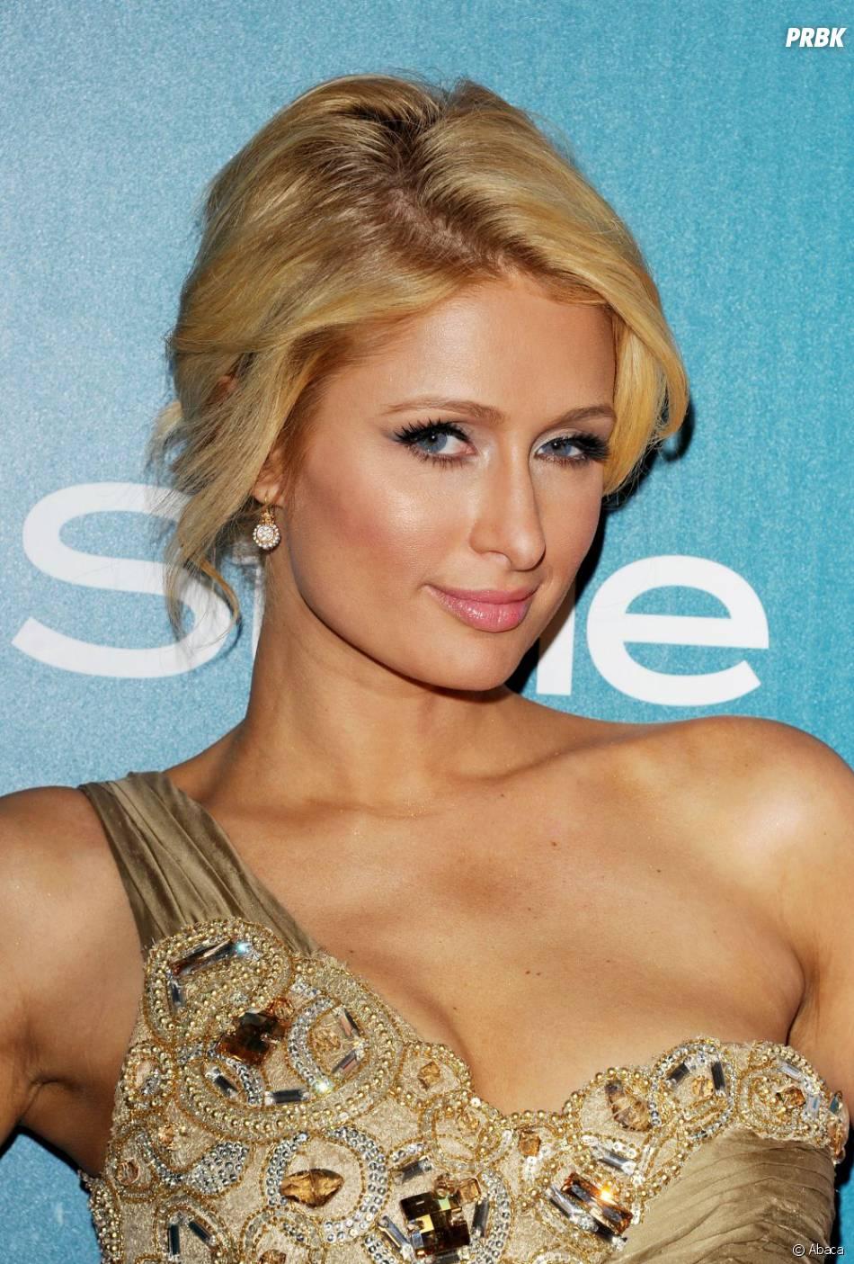 Paris Hilton très sexy
