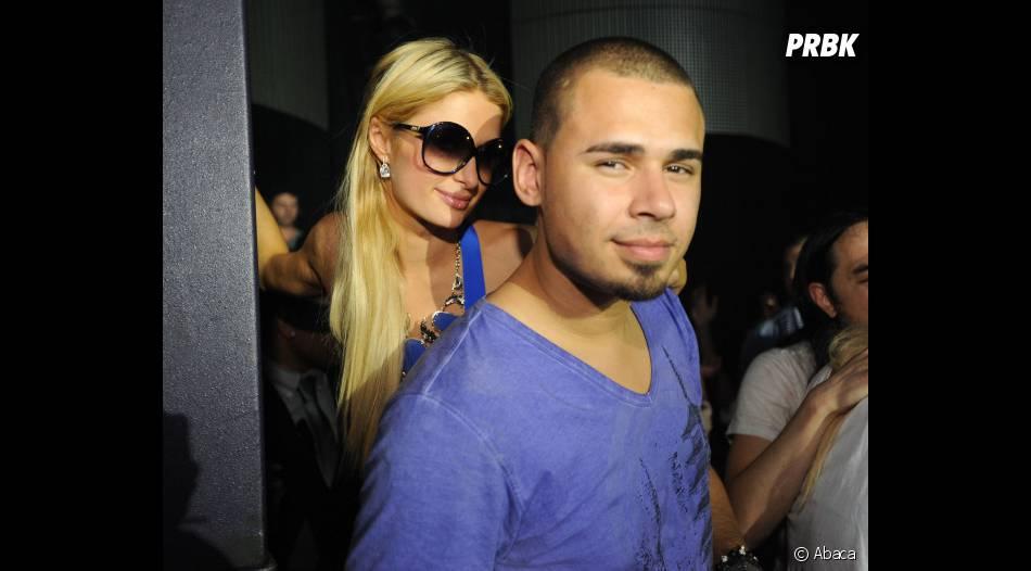 Paris Hilton et Afrojack ex lovers