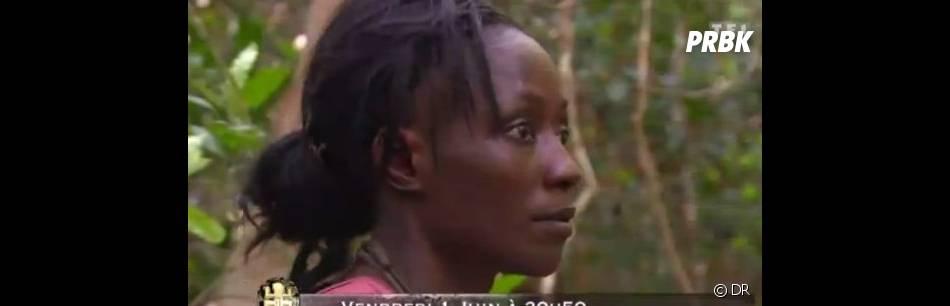 Coumba est partie du plateau ne supportant pas que la prod' ne lui laisse pas de temps de parole