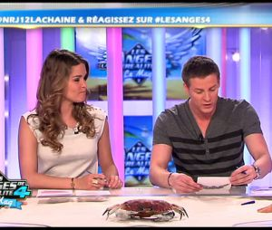 Jeny Priez et Matthieu Delormeau reçoivent Coumba et Claude