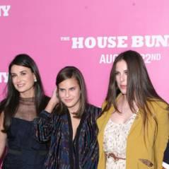 Demi Moore : sa fille en prison ?