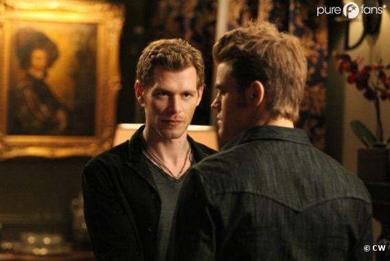 Klaus devait mourir à la fin de la saison 3 de Vampire Diaries !
