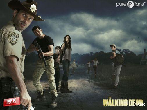 Walking Dead saison 3 sera axée sur les problèmes humains