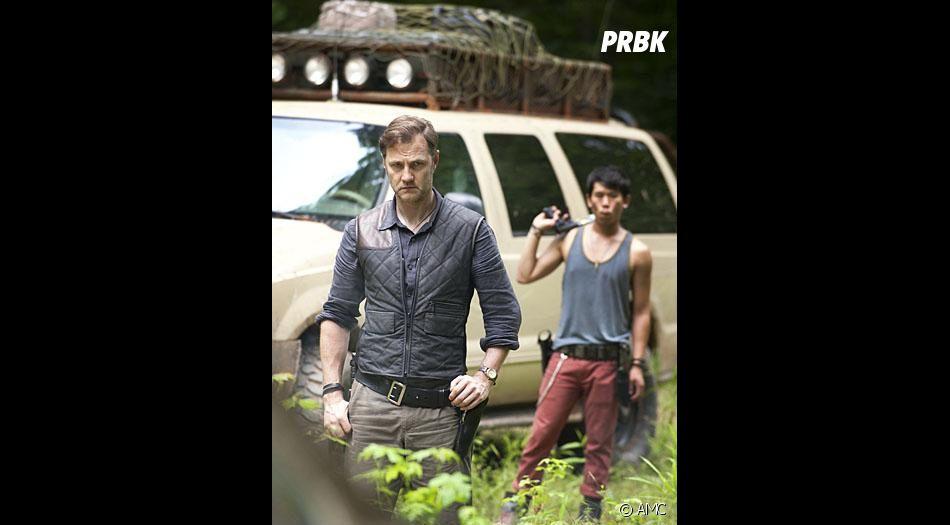 Le Gouverneur viendra mettre la pagaille dans Walking Dead