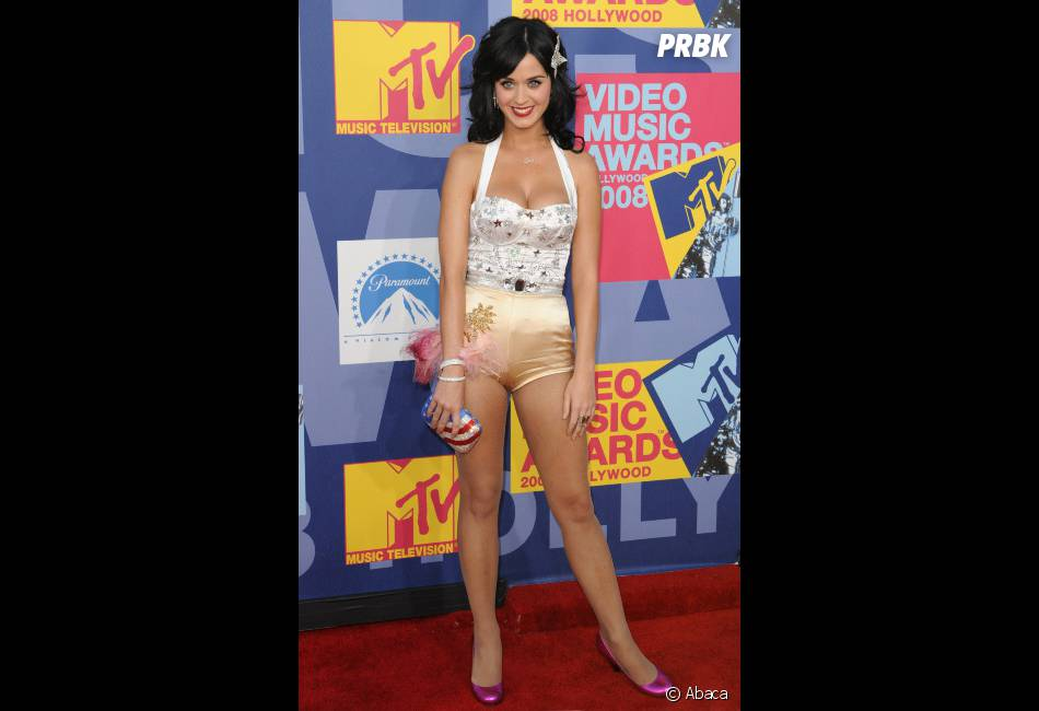 Katy Perry toujours au top
