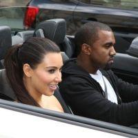 Kim Kardashian et Kanye West à Paris : belle-maman s'incruste pour leur WE en amoureux ! (PHOTOS)