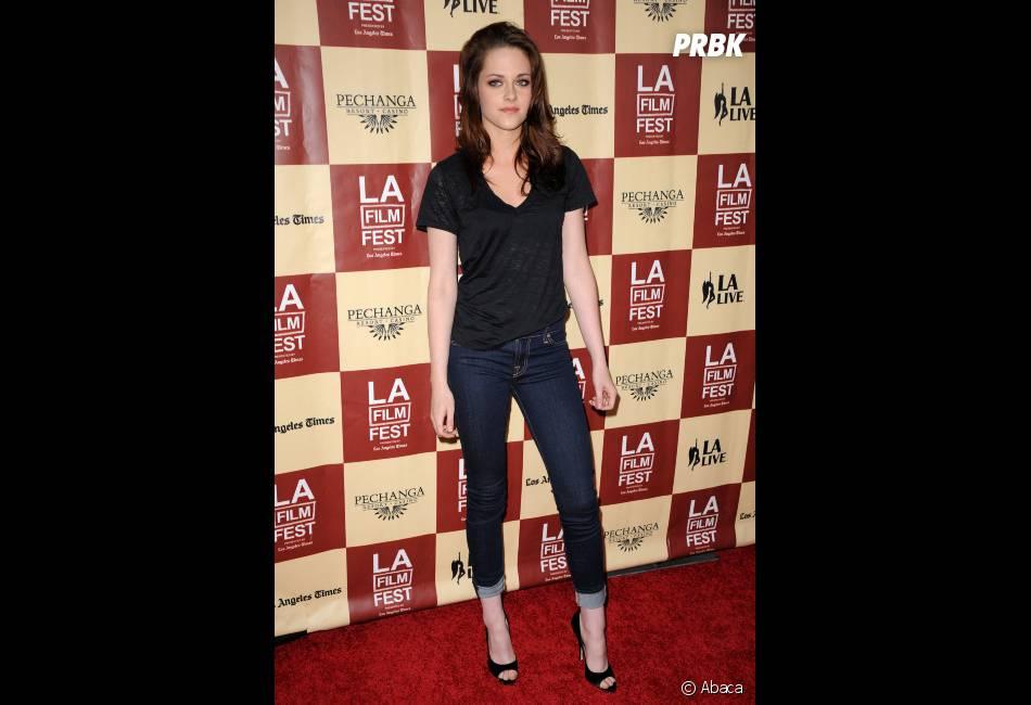 Kristen Stewart, le casual lui va si bien !