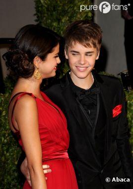 Justin Bieber et Selena Gomez, un couple trop cute