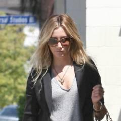 Ashley Tisdale : balade tristounette sous le soleil de LA ! (PHOTOS)