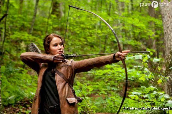 Deux actrices en lice pour Hunger Games 2