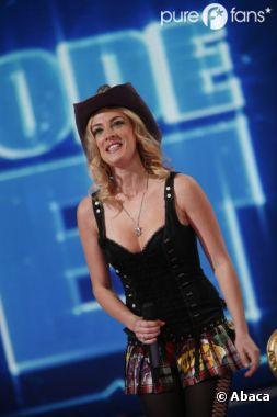 Eve Angeli ne veut pas se retrouver contre Lorie dans Danse avec les Stars 3 !