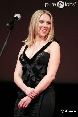 Scarlett Johansson va toucher beaucoup d'argent pour ses photos nues dévoilées sur le web